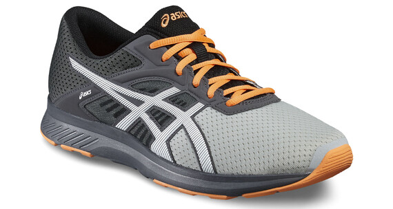 asics fuzor Shoe Men Midgrey/White/Hot Orange